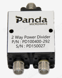 10 to 40GHz 2-way Power Divider