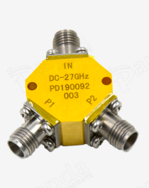 DC to 27GHz 2-way Power Divider