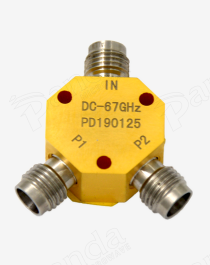 DC to 67GHz 2-way Power Divider